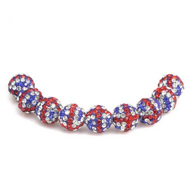 Shamballa 10mm UK 1ks