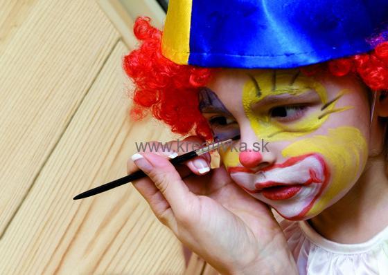 f4544b93e JOVI (farby pre deti) | Farby na tvár 6ks x 8ml 174 | KREATIVKA ...